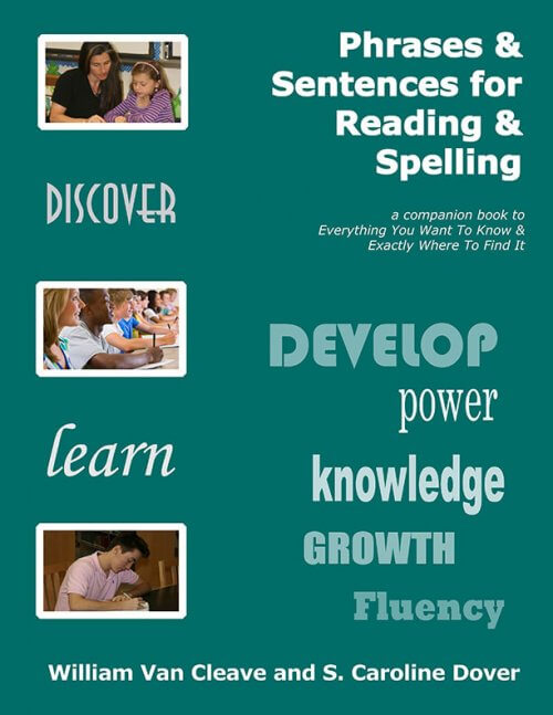 Phrases & Sentences for Reading & Spelling