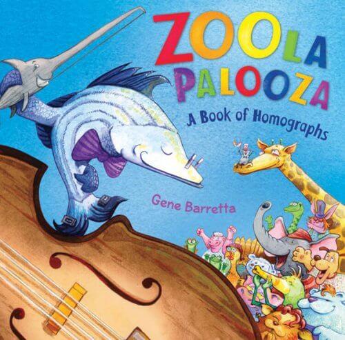 Zoola Palooza: A Book of Homographs