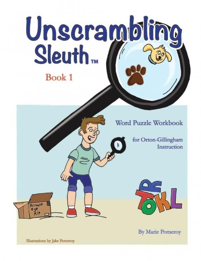 Unscrambling Sleuth Book 1