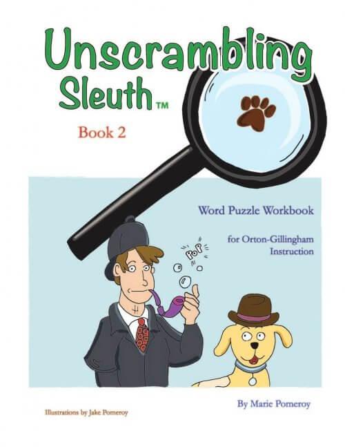 Unscrambling Sleuth Book 2