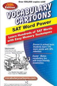 Vocabulary Cartoons I: SAT Word Power