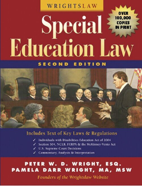 Wrightslaw: Special Education