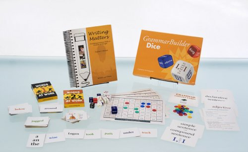 Writing Tutor Pack