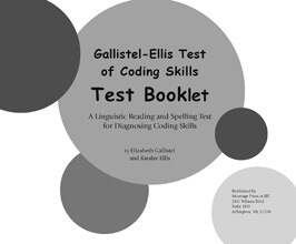 Gallistel-Ellis Sample Test Kit