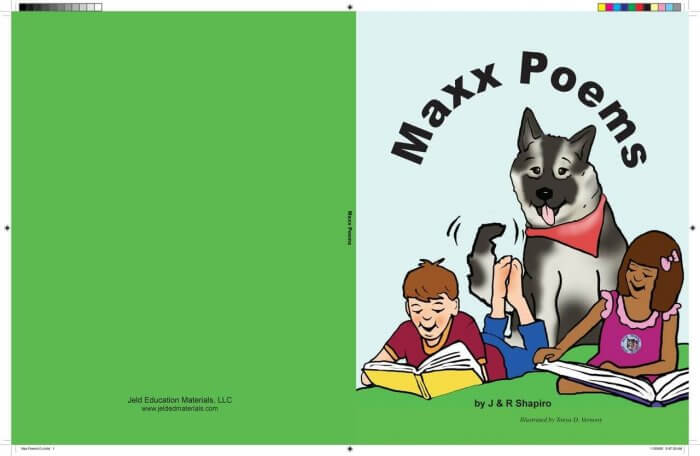 Maxx Poems - Phonetic and Fun (downloadable)