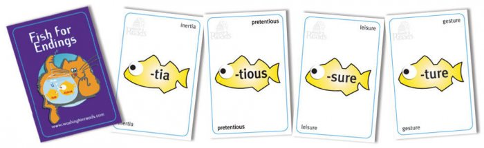 Cards - WR - Fish for Endings