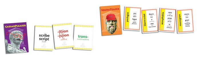 Cards - WR - CaesarPleaser & SocraTeaser