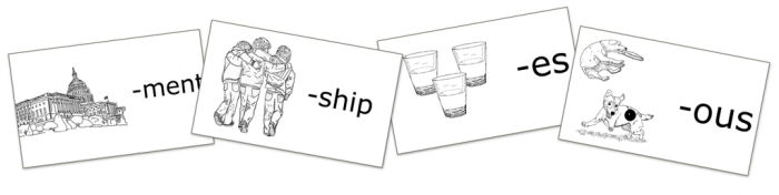 Essential Suffix Deck - Parts 1 & 2