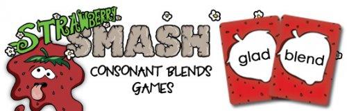Strawberry Smash (blends)