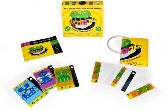 Funny Mix Card Game