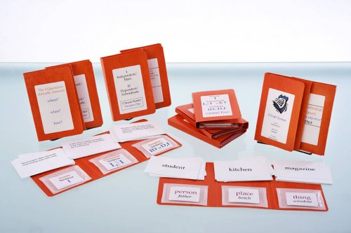 GrammarBuilder Writing Sorter Set (11)
